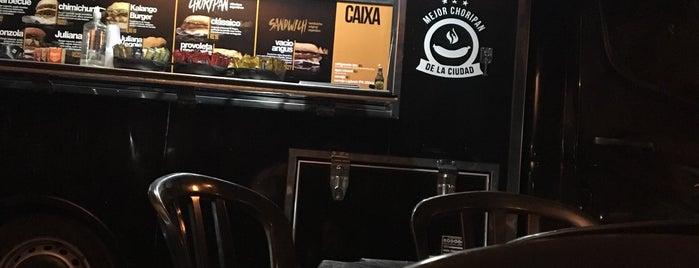 El Negro Food Truck is one of Eventos.