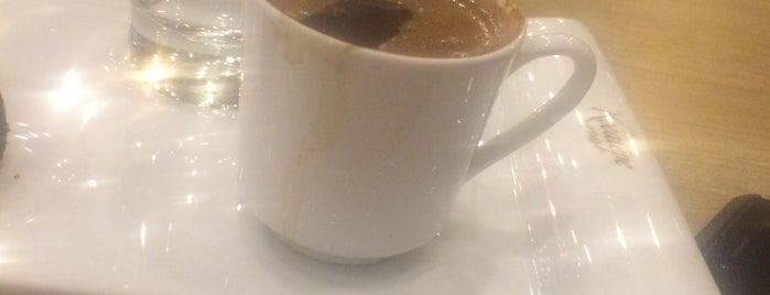 Kocatepe Kahve Evi is one of Baranoğlu cafe pastane restorant.