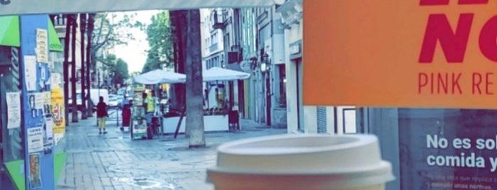 Starbucks Félix Saenz is one of B.