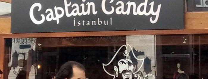 Captain Candy is one of Baturalp : понравившиеся места.