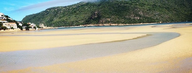 The Knysna Heads is one of South Africa.