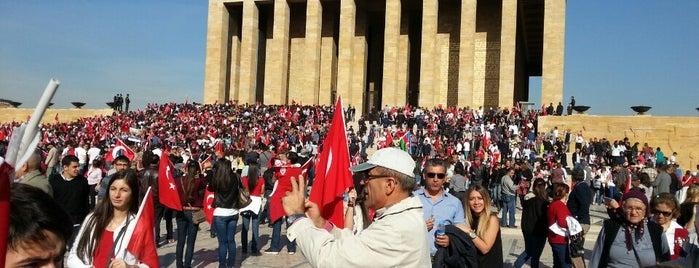 Atatürk ve Kurtuluş Savaşı Müzesi is one of Ankara Turu.