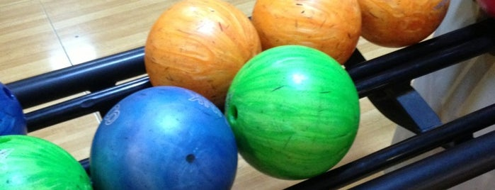Bowling is one of alev.