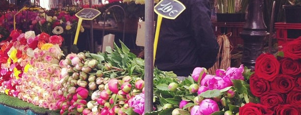 Marché d'Aligre is one of Paris - best spots! - Peter's Fav's.