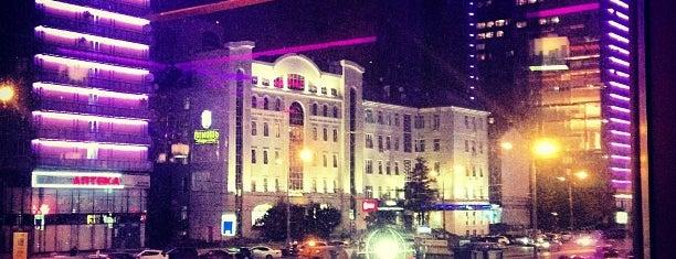 Этаж is one of Москва.