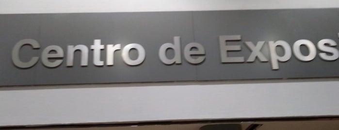 Centro de Exposiciones is one of Museos de la Ciudad de México..