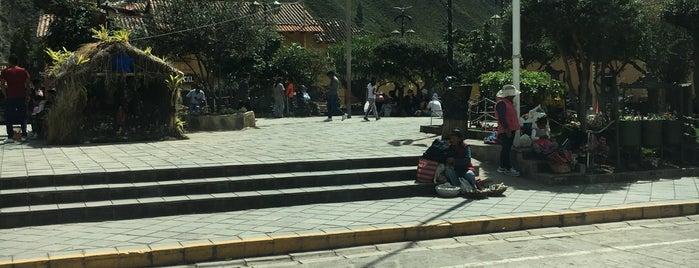Plaza de Almas Ollantaytambo is one of Cusco y Matchu Pitchu.