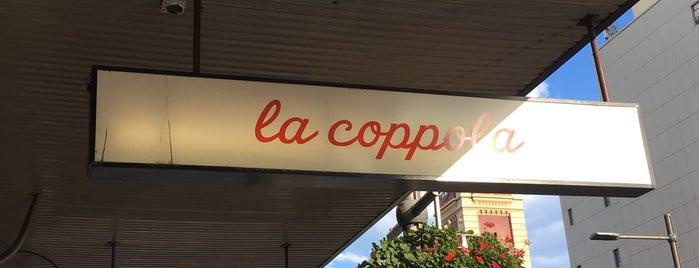 La Coppola is one of Locais curtidos por Sergio.