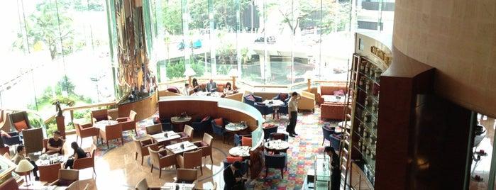 JW Café is one of Hong Kong 🇭🇰.
