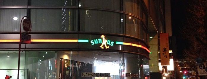 サンクス 銀座八丁目店 is one of closed.