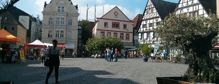 Marktplatz is one of Unna - must visit.