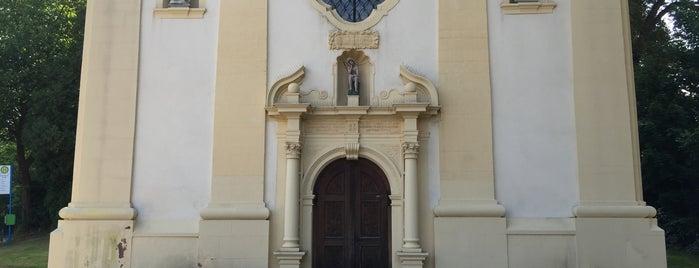 Ruhe-Christi-Kirche is one of Historische Innenstadt Rottweil.