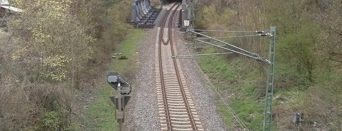 Eisenbahnbrücke am Kraftwerk is one of Brücken in Rottweil.