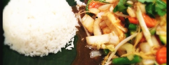 Banana Leaf Malaysian Restaurant is one of Best of Essen.
