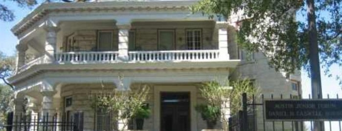 Caswell House is one of Austin Area: Things To Do.