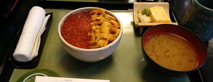Sushi Kuni is one of Japan.