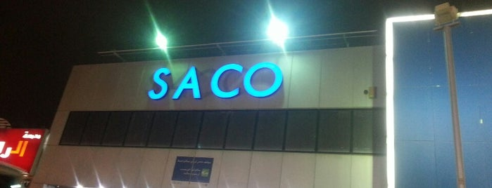 Saco is one of Lugares guardados de Fahad.
