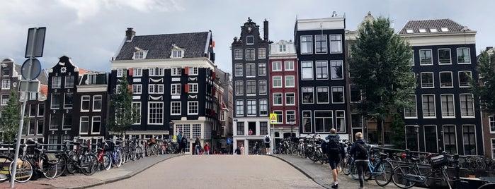 jordan is one of Amsterdam.