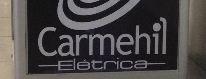 Carmehil is one of Posti che sono piaciuti a Alberto J S.