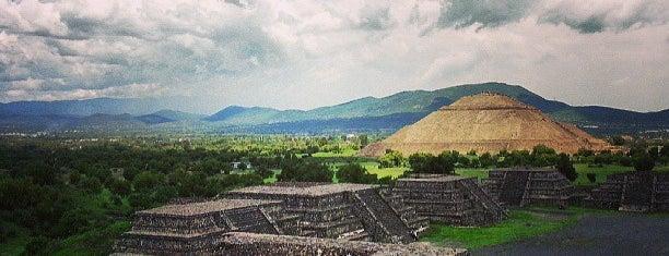 Zona Arqueológica de Teotihuacán is one of Arriba Mexico.