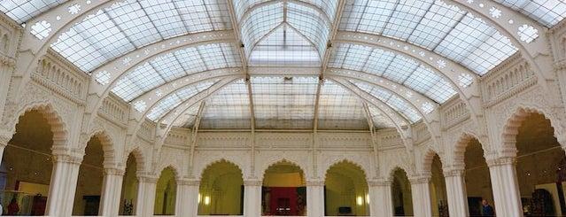 Iparművészeti Múzeum is one of hidden budapest.