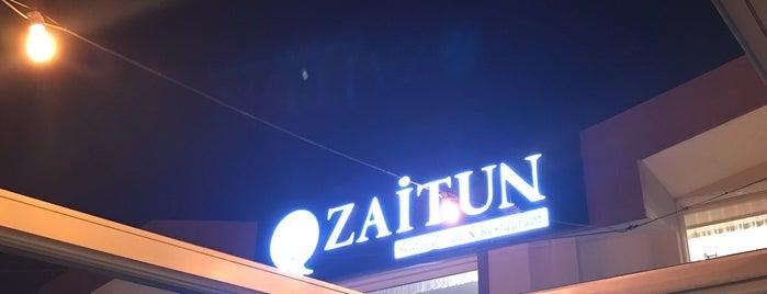 Zaitun Seafood Restaurant is one of Posti che sono piaciuti a Ender.