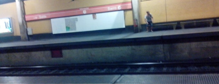 Estação Barro (CBTU/Metrorec) is one of Lugares recomendados.