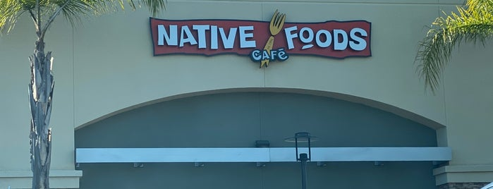 Native Foods is one of A Whale's Vagina.