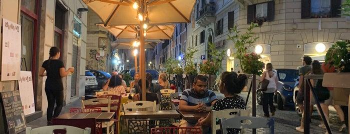 la Piazzetta de Trastevere is one of Pınar: сохраненные места.