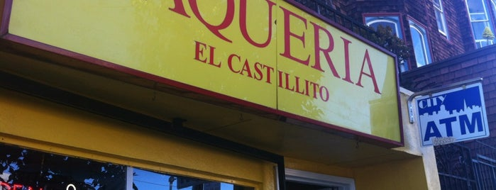 El Castillito is one of SF Restaurants (been to).