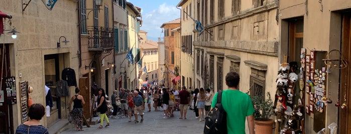 Montepulciano is one of Lieux qui ont plu à Kawika.