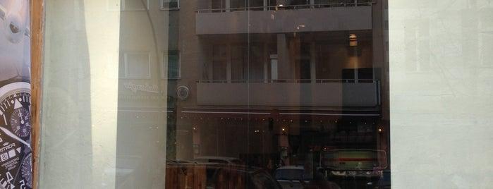 Mi Onda is one of Café und Tee 3.