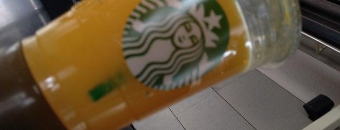 Starbucks is one of Lieux qui ont plu à Emre.