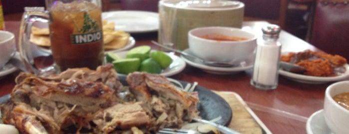 El Rey Del Cabrio is one of Monterrey.