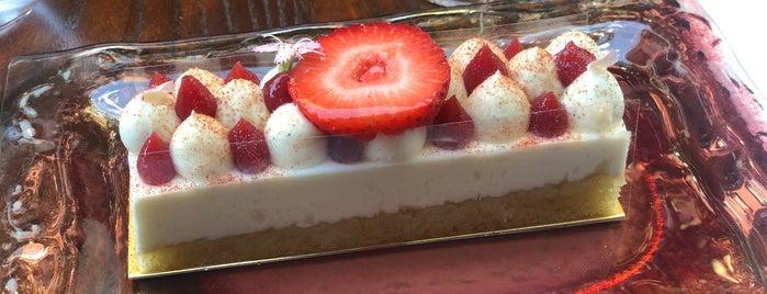 Marble Dessert Bar is one of Lugares guardados de L.