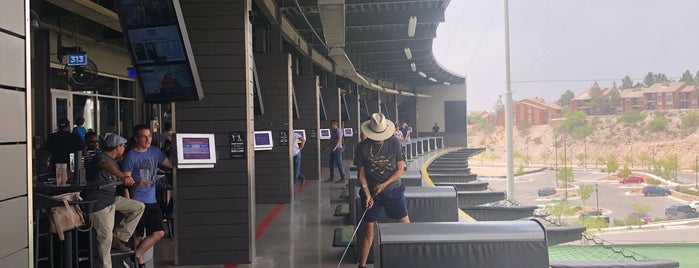 Topgolf is one of El Paso 🤛 List.