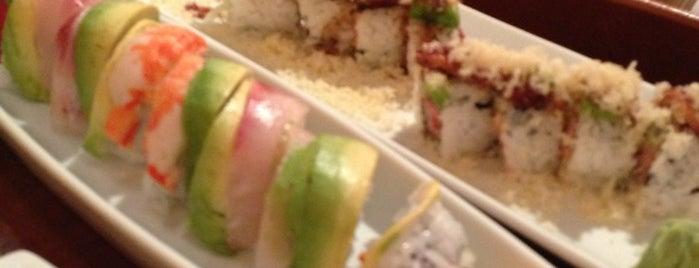 Sushi Kushi Too is one of Highland Park Hot Spots.