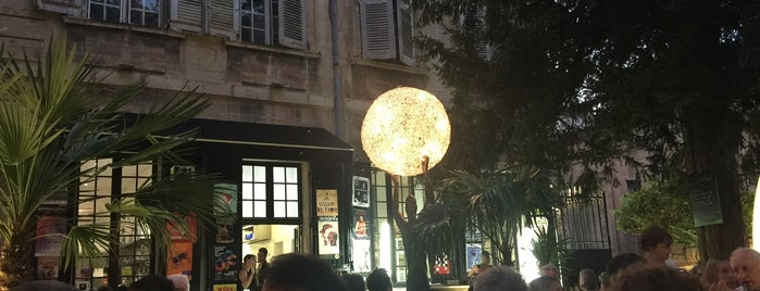 La Cour d'Honneur is one of Avignon, France.