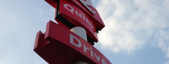 Quick is one of Resto Gosselies/Aéropole.