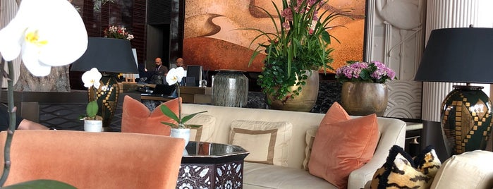 Bay View Lounge is one of Bahrain.