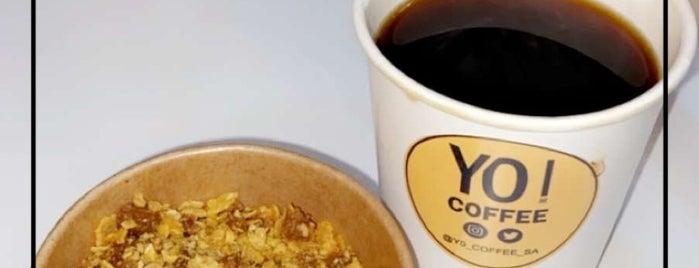 YO! Coffee is one of Locais salvos de Queen.