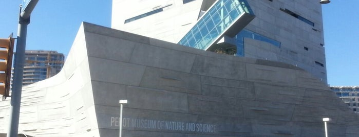 Perot Museum of Nature and Science is one of To Try - DFW Area.