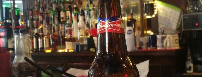 Silver Dollar Bar is one of 54 Bars Where It's Raining Men.