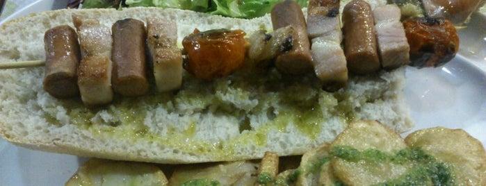 La Broqueta is one of Lista casi completa Pesadilla en la Cocina.