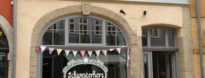 Schwesterherz Cafe-Kuchen-Schöne Dinge is one of Dirk 님이 좋아한 장소.