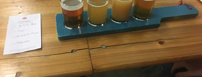 Ragged Island Brewing is one of BJさんのお気に入りスポット.