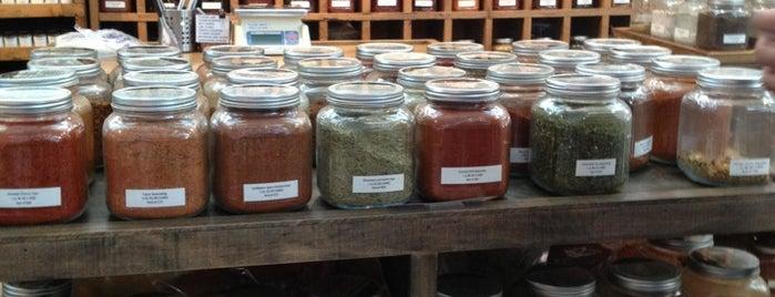 Whole Spice Market is one of Locais salvos de Gitte.