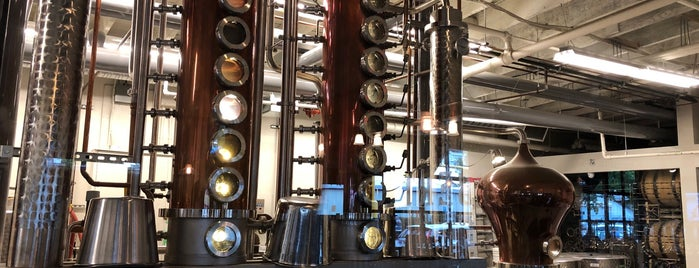 Liberty Distillery is one of Vancouver.