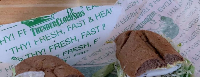 Thundercloud Subs is one of Austin, TX.