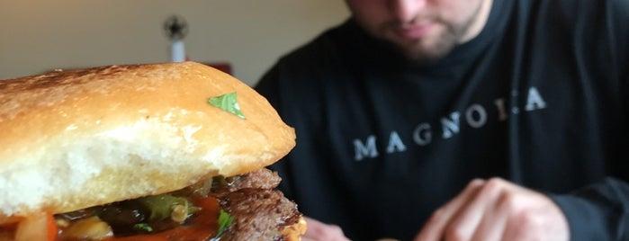 Moonies Burger House is one of Austin, TX.